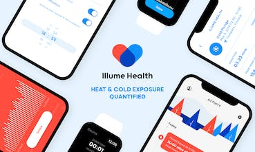 Sauna - Track heat & cold exposure with your Apple Watch and