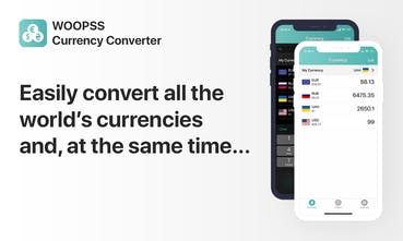 Woopss Currency Converter Ultimate