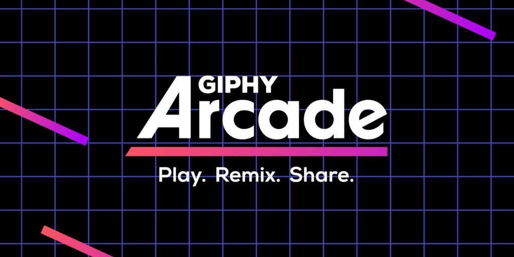 GIPHY Arcade - Create and share microgames powered by fun GIFs 👾 | Product Hunt