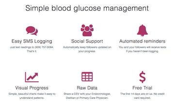 Glucolog Manage Your Blood Glucose Via Sms Product Hunt