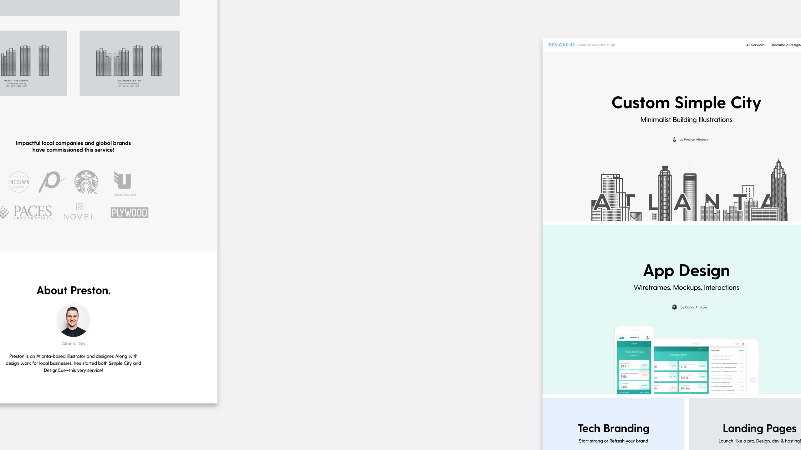 DesignCue Instant ⚡