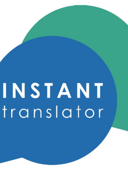 New upvoted product on Product Hunt: Instant Translator
