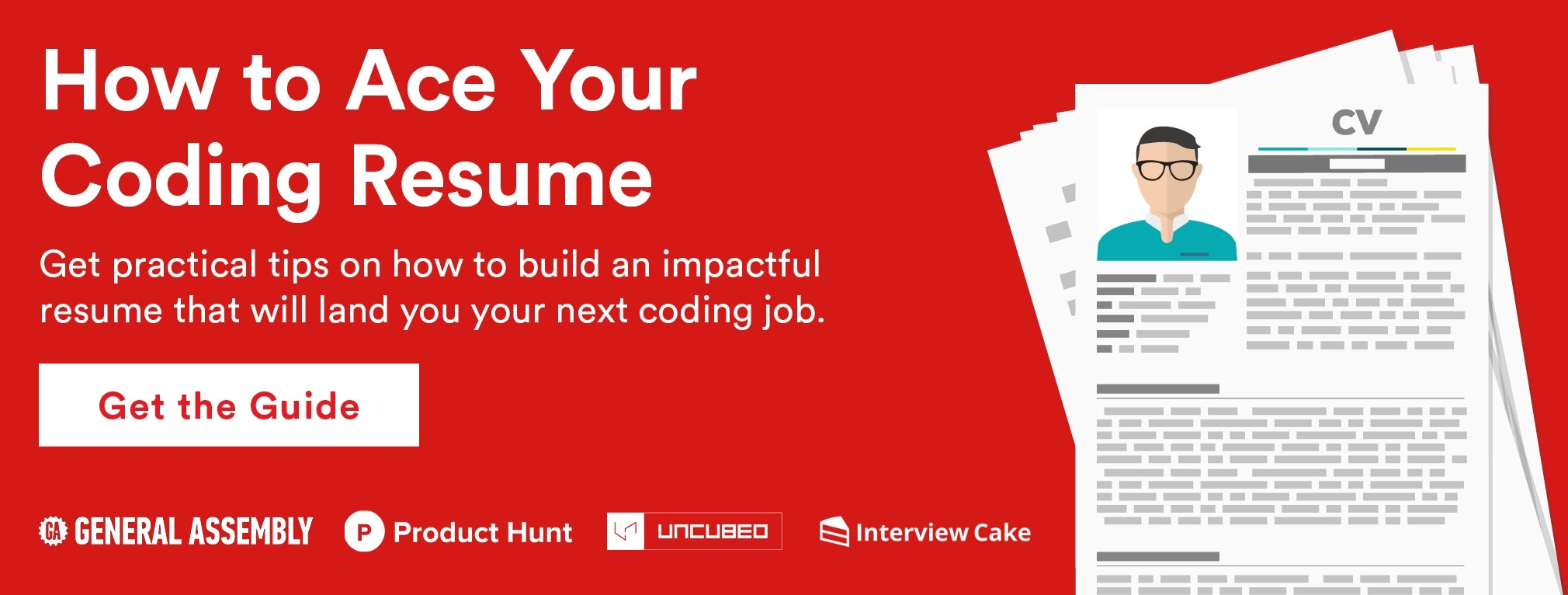 how to ace your coding resume product hunt