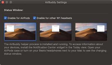 AirBuddy - Bring the same AirPods experience from iOS to Mac