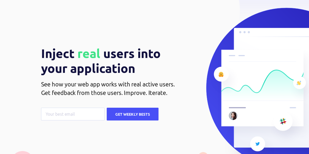 Target Hive - Rent a hive of your target audience - test your site | Product Hunt