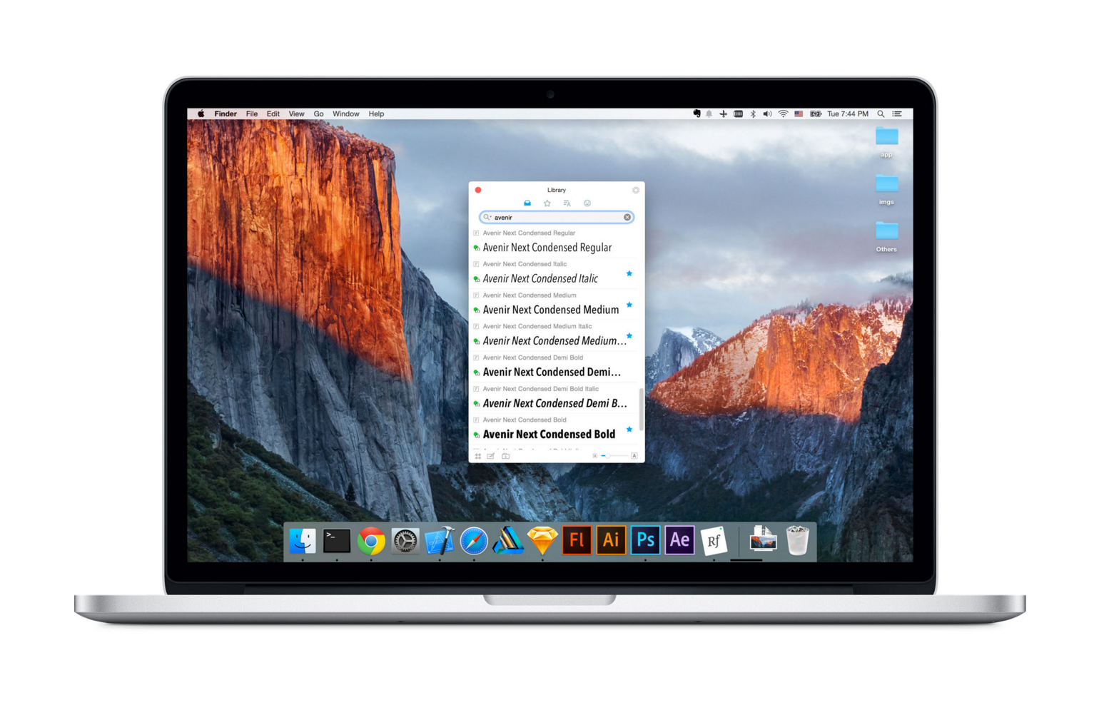 RightFont 3 - Manage your fonts on Mac or Dropbox | Product Hunt