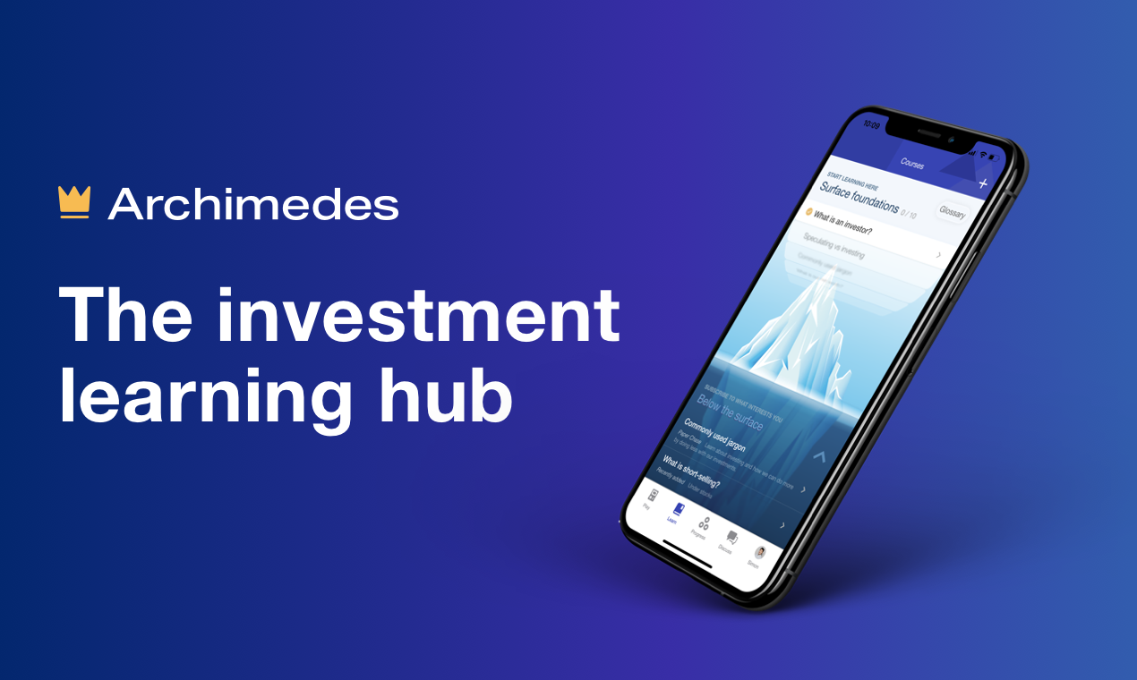 Archimedes Product Hunt Image