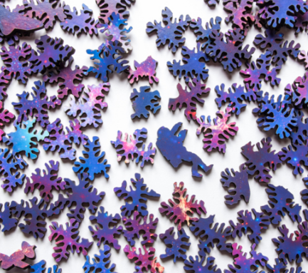 infinity galaxy puzzle