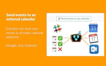 Eventbot - A group calendar made for Slack | Product Hunt
