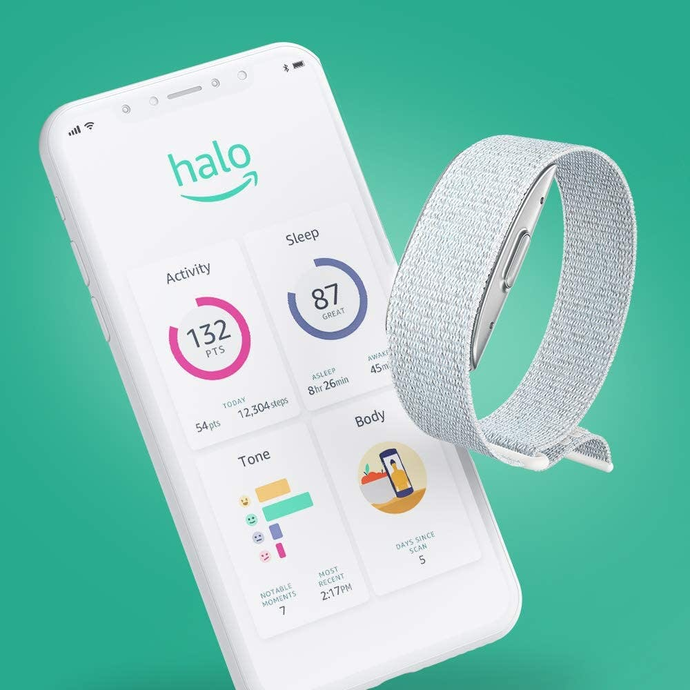 Amazon Halo - Health and wellness band and membership from Amazon | Product  Hunt