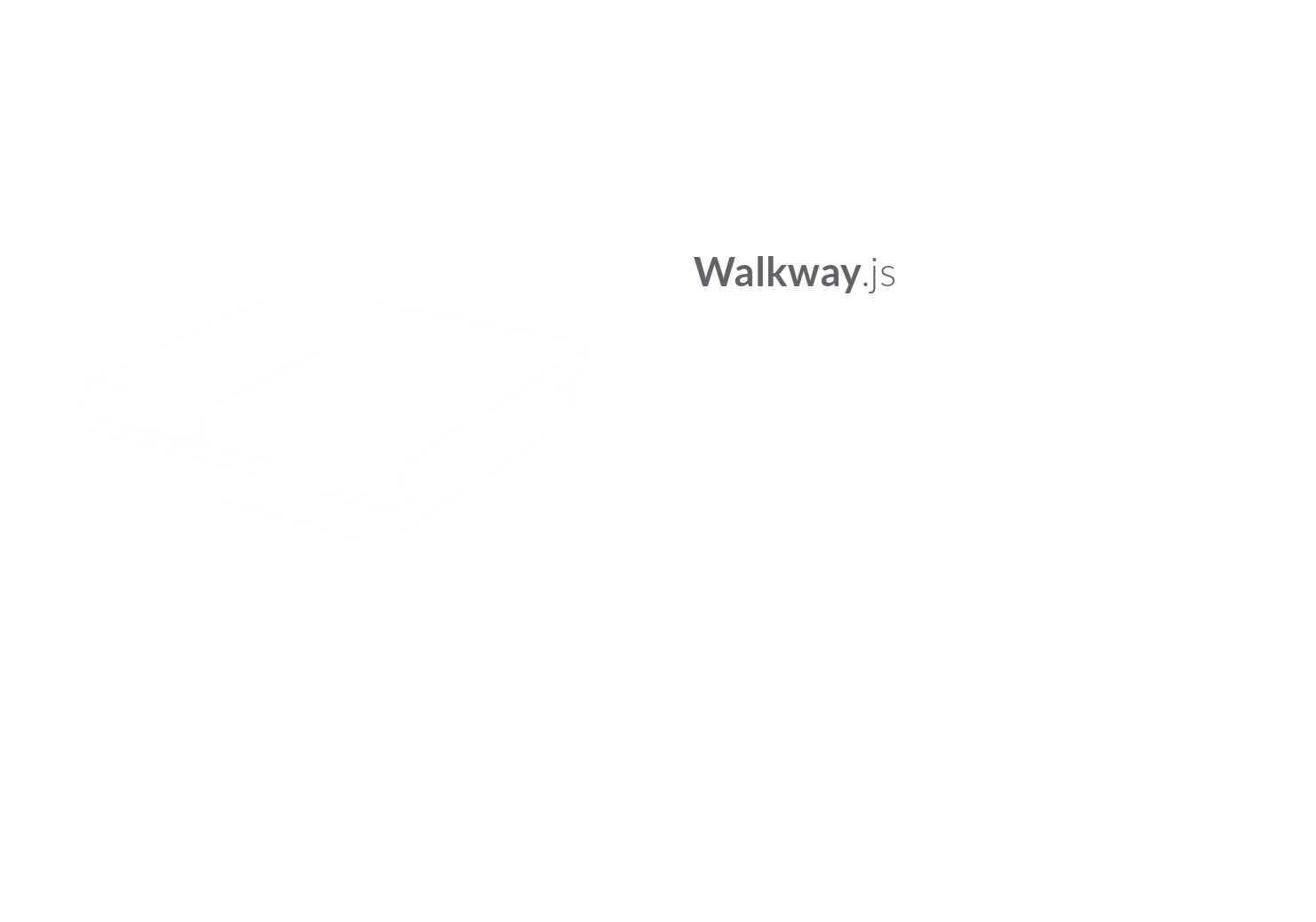 Walkway js - An easy way to animate simple SVG elements
