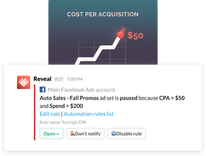 Revealbot Automation - Put your Facebook Ads on autopilot