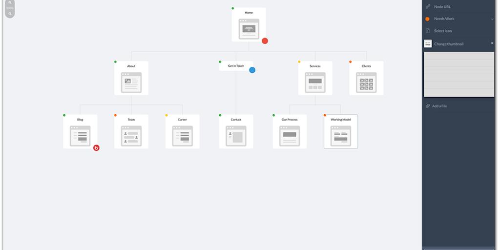 mockflow sitemap product hunt