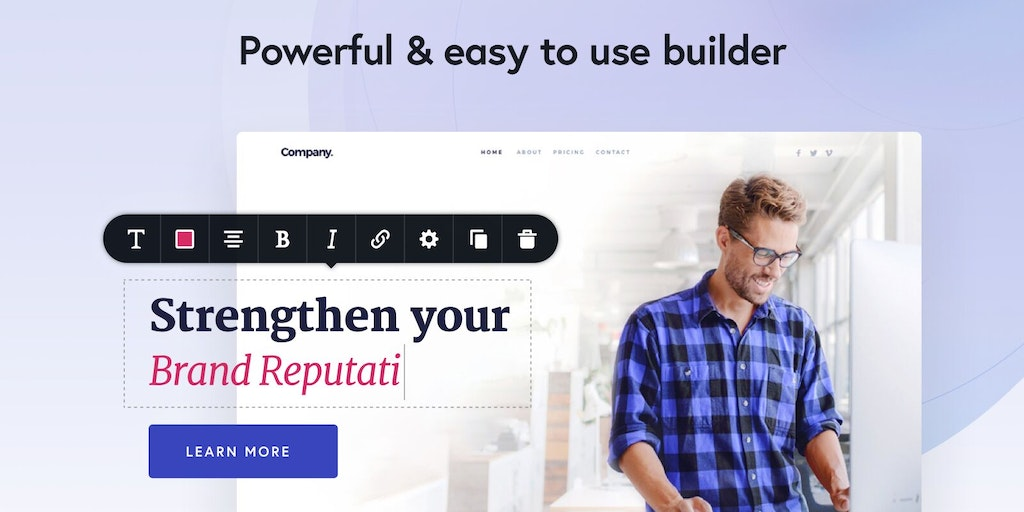 Brizy Cloud - Create highly converting landing pages in a breeze | Product Hunt