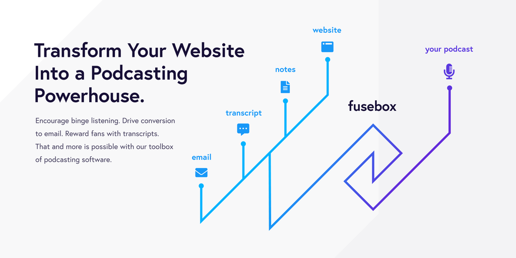 Fusebox - The Most Powerful WordPress Podcast Player | Product Hunt