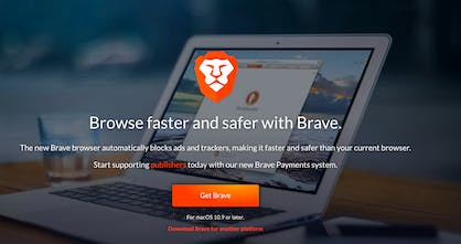 Brave Software - Brave browser blocks all the greed and