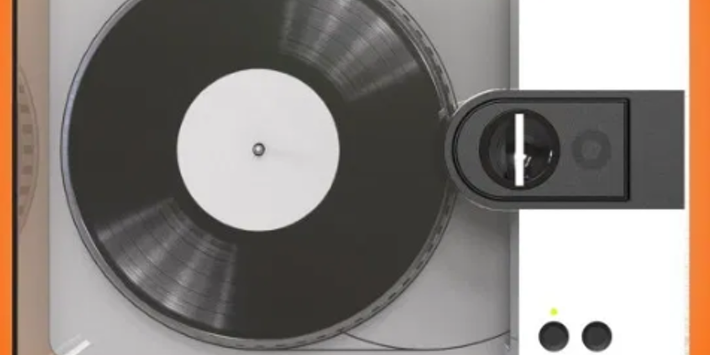PHONOCUT - High quality records at the push of a button   Product Hunt