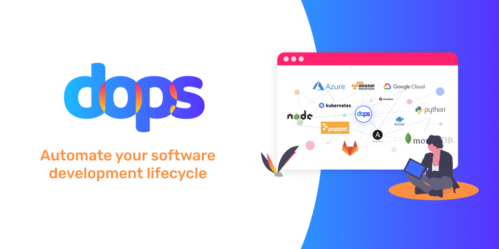 Dops - Automate your software development lifecycle | Product Hunt