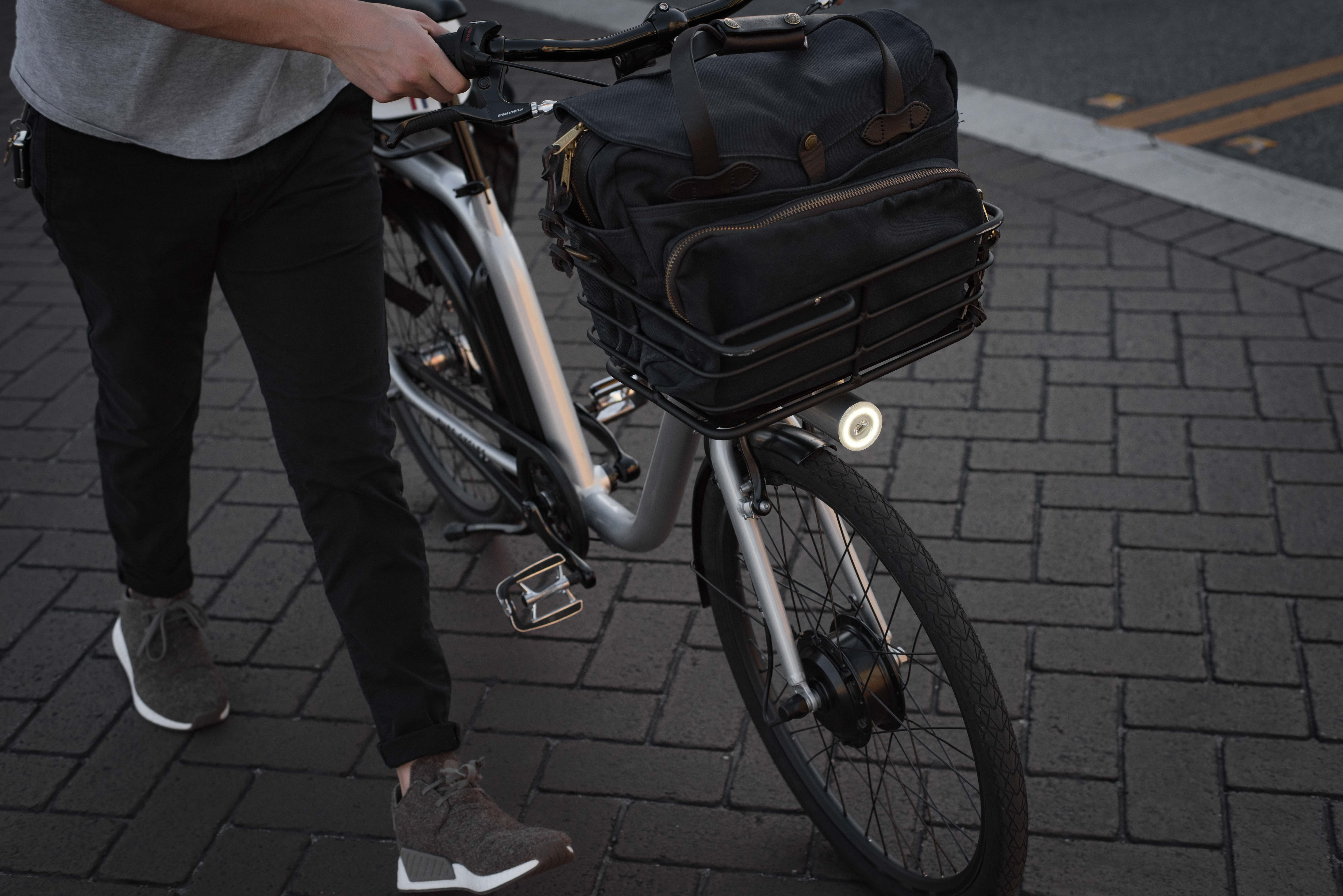 Pure Cycles Cargo Electric Bike