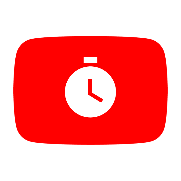 YouTube Time Tracker - Minimalistic Chrome extension that tracks