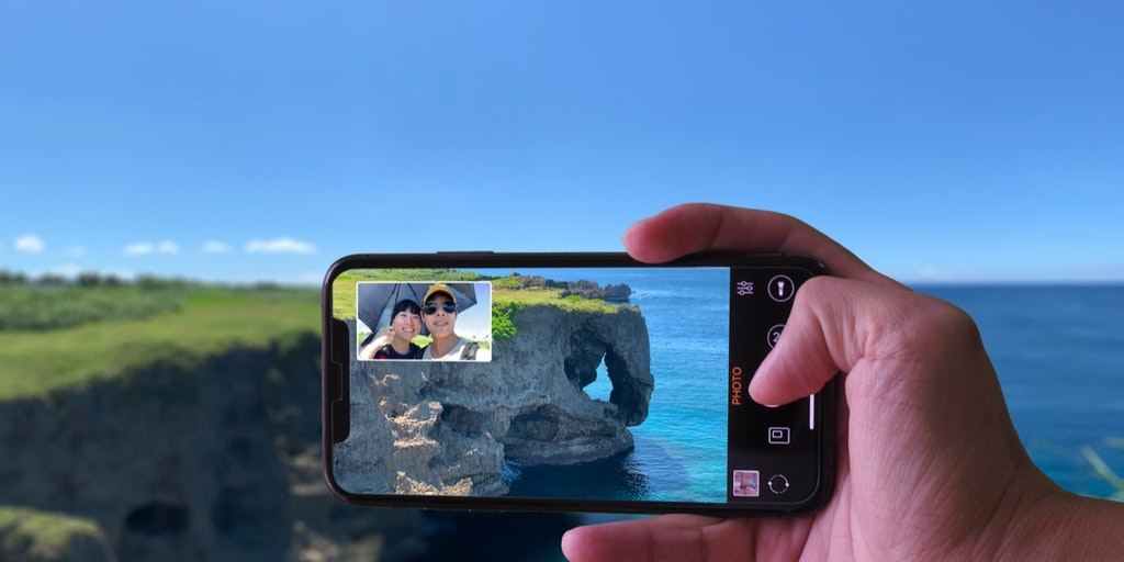 Dualgram - Using iOS 13 to record multiple cameras at the same time | Product Hunt