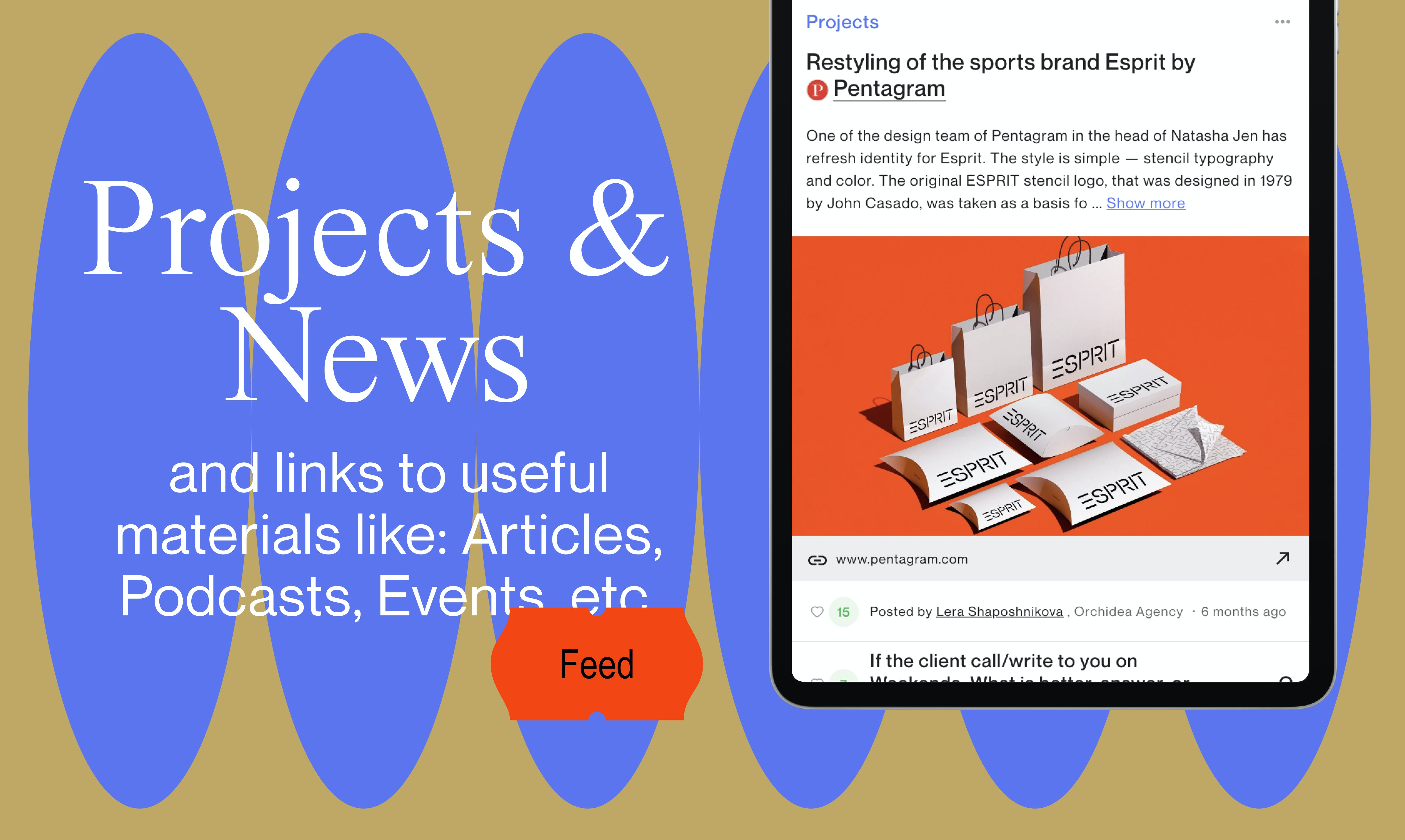 Design Business Database Of Design Agencies News And Useful Materials Product Hunt