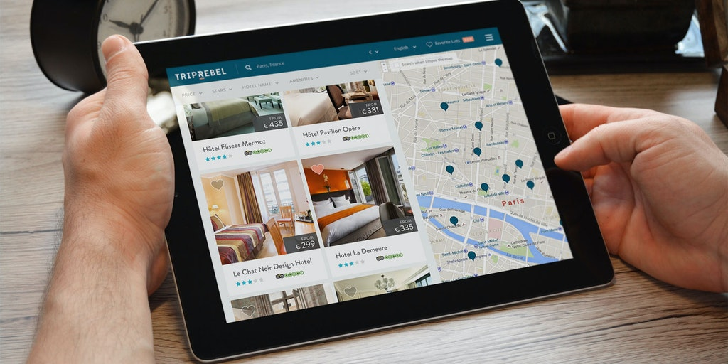 TripRebel - Book your hotel now & get a refund when the price drops