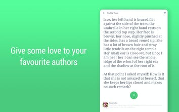 5 Minute Reader - A simple app to read a different short story