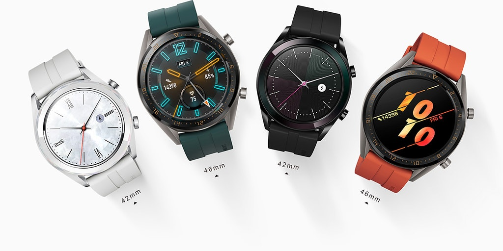 Huawei Watch GT 2 - A new smartwatch focusing on fitness | Product Hunt