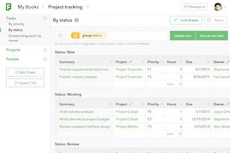Fieldbook - Create a database, as easily as a spreadsheet