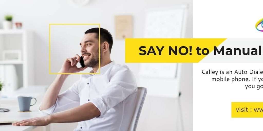 Calley - automatic call dialer - Say No! to Manual Dialling | Product Hunt