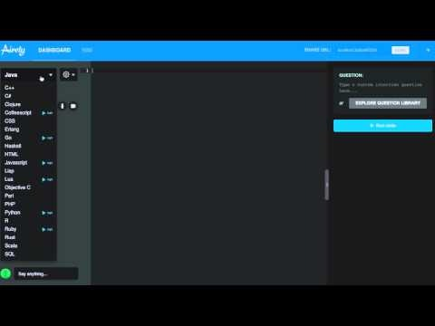 Airety - The best remote code interviewing tool for tech companies