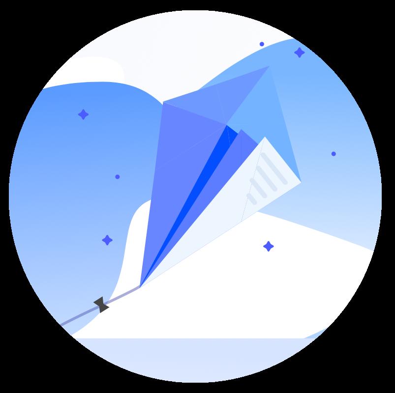 💌 Press Kite