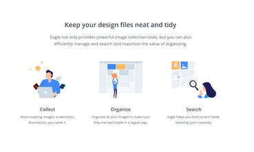 Eagle - A design library to help you be more organized