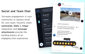 Stream Chat - Build, code and ship in app messaging in a few