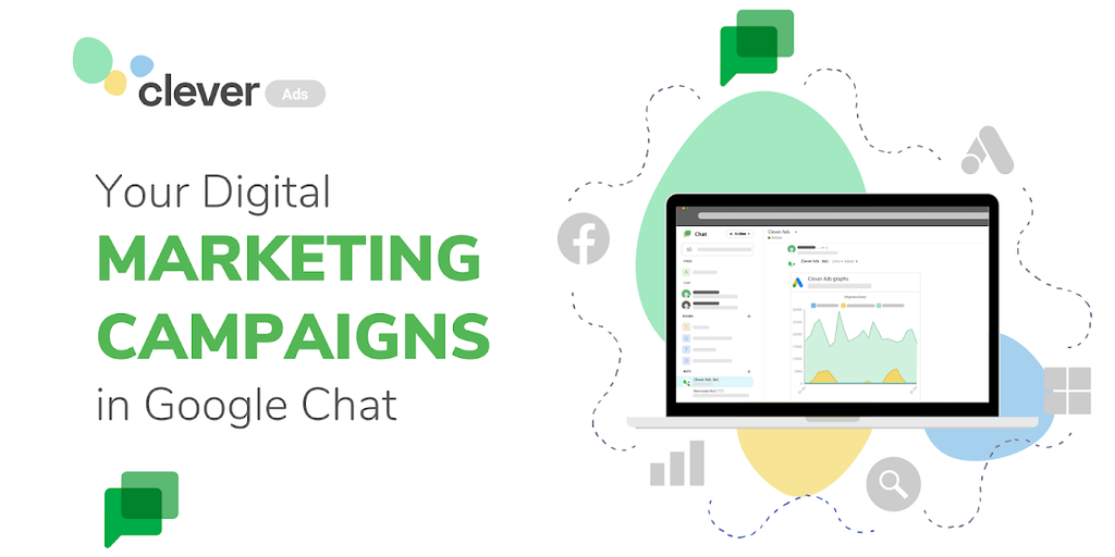 Clever Ads for Google Chat - Google chat bot for PPC reports & alerts | Product Hunt