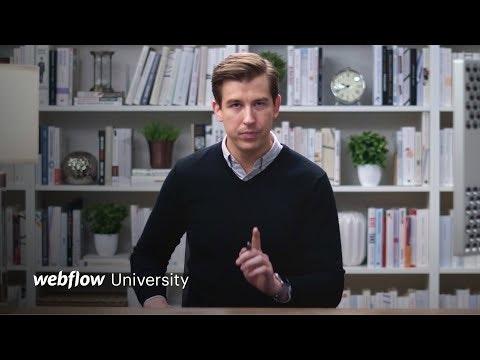 Webflow University 2.0 Product Hunt Image