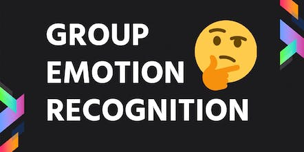 Group Emotion Recognition - AI app to recognize the emotion of a