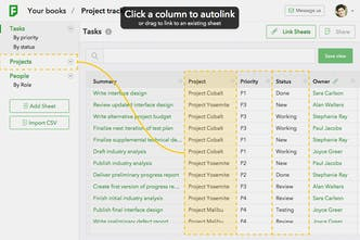 Fieldbook - Create a database, as easily as a spreadsheet | Product Hunt