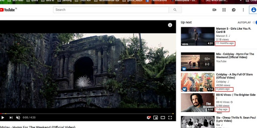 Youtube++ - extension to show publishing date of related youtube videos | Product Hunt