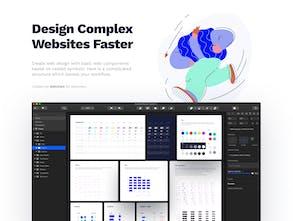 Symbol Design System 2 Design With Components Based On Sketch Nested Symbols Product Hunt