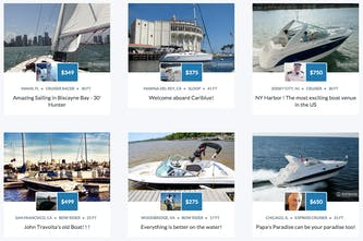 Boatbound - Airbnb for boats | Product Hunt