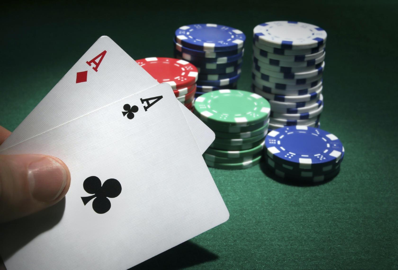 Poker bot slack