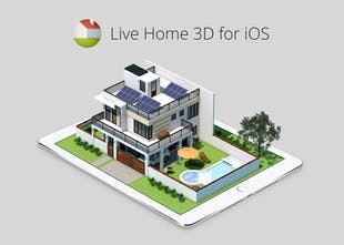 Live Home 3d For Ios Design Your Dream Home In 2d Or 3d