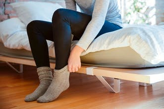 The Floyd Bed Frame - Minimal, lightweight, simple-to