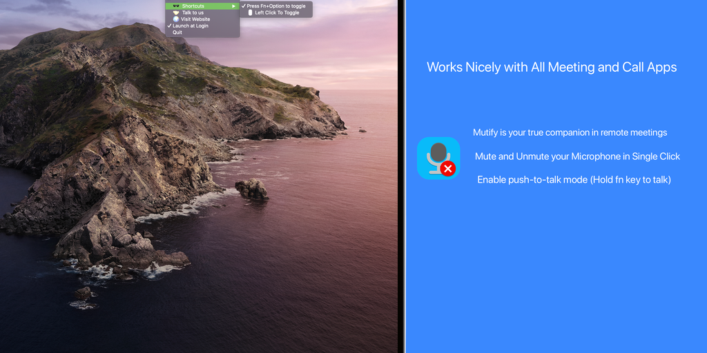 Mutify - Your remote meeting partner | Product Hunt