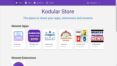 Kodular - Much more than a modern app creator without coding
