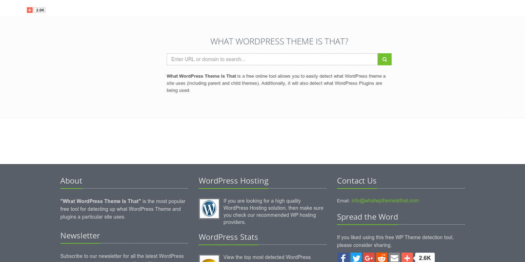 WordPress Theme Search - Product Hunt