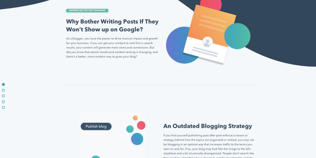 Blog Ideas Generator - Generate a year's worth of blog ideas--for