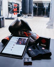 FightCamp - Interactive fitness-boxing classes, available on